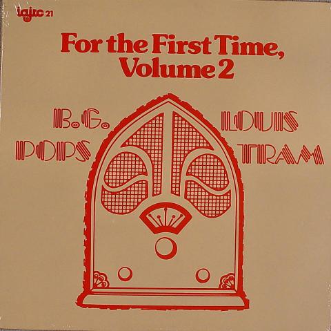 """B.G. Pops Vinyl 12"""""""