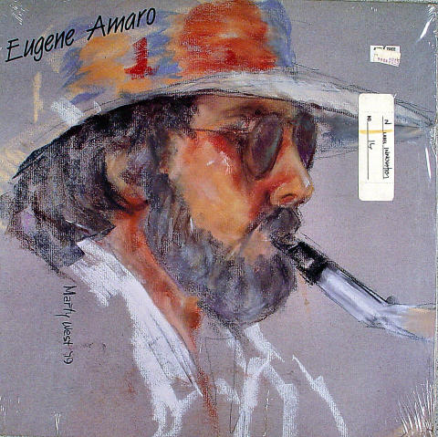 "Eugene Amaro Vinyl 12"""