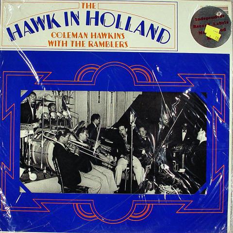 """Coleman Hawkins Vinyl 12"""""""