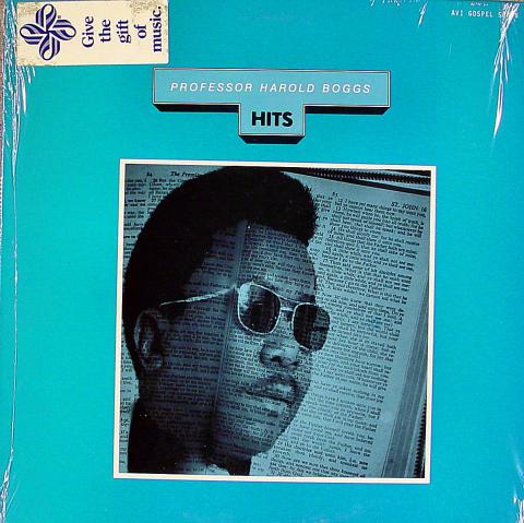 """Professor Harold Boggs Vinyl 12"""""""
