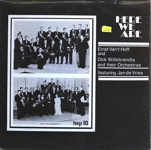 """Ernst Van't Hoff Vinyl 12"""""""