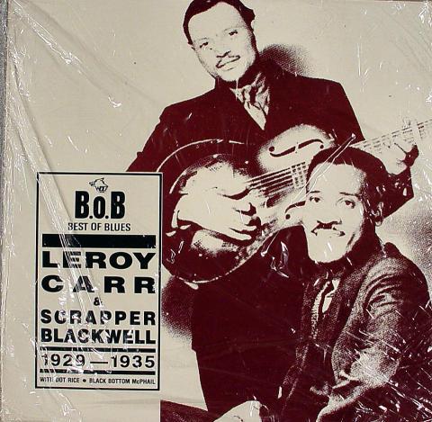 "Leroy Carr Vinyl 12"""