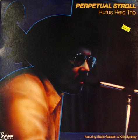 "Rufus Reid Trio Vinyl 12"""