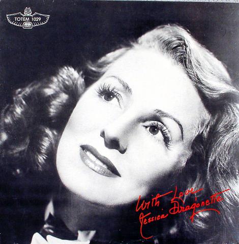 """Jessica Dragonette Vinyl 12"""""""