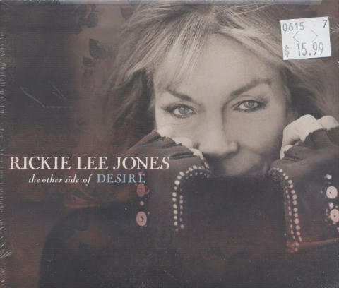Rickie Lee Jones CD