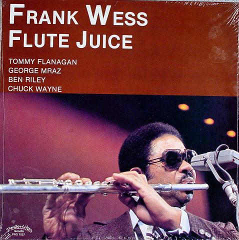 "Frank Wess Vinyl 12"""