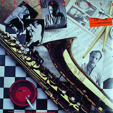 """Kenny Horst Vinyl 12"""""""