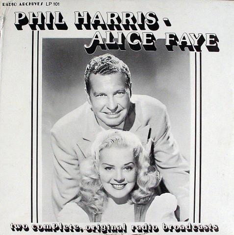 "Phil Harris Vinyl 12"""