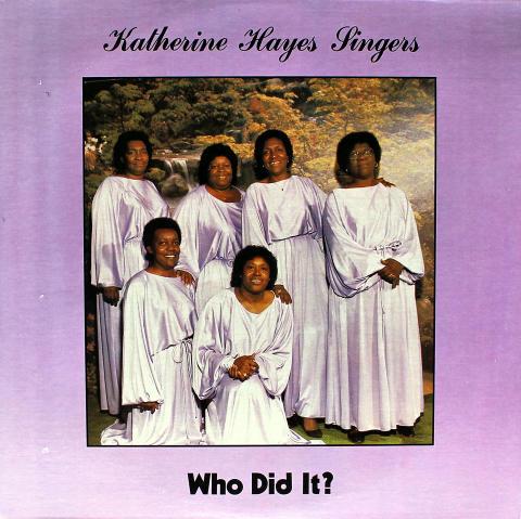 """Katherine Hayes Singers Vinyl 12"""""""