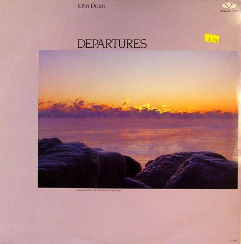"John Doan Vinyl 12"""