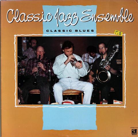 """Classic Jazz Ensemble Vinyl 12"""""""
