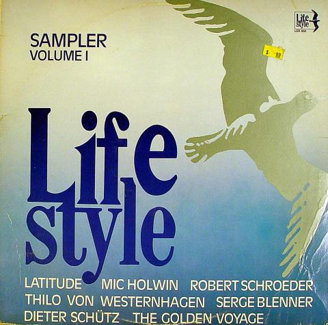 """Latitude Vinyl 12"""""""