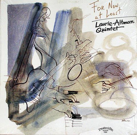 """Laurie Altman Quintet Vinyl 12"""""""