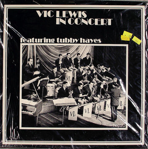 "Vic Lewis & His Orchestra Vinyl 12"""