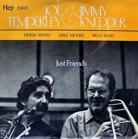 "Joe Temperley Vinyl 12"""