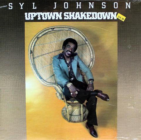 """Syl Johnson Vinyl 12"""""""