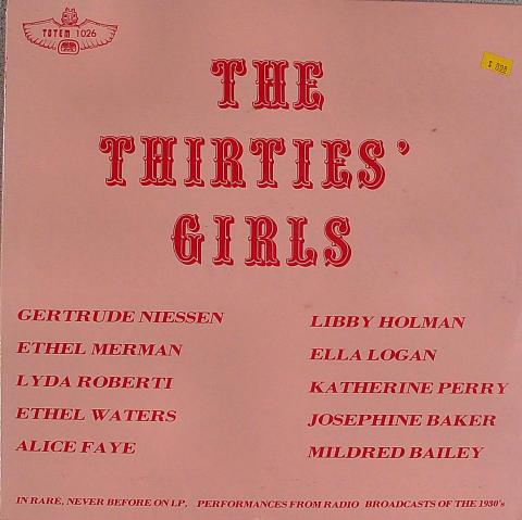 """Gertrude Niessen Vinyl 12"""""""