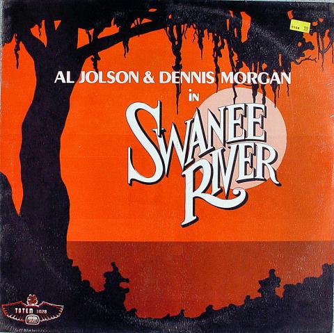 """Al Jolson & Dennis Morgan Vinyl 12"""""""