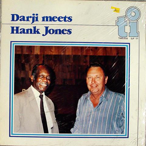 """Darji Meets Hank Jones Vinyl 12"""""""