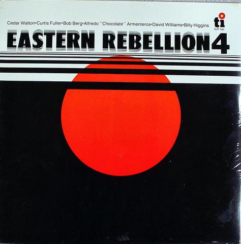 """Eastern Rebellion 4 Vinyl 12"""""""