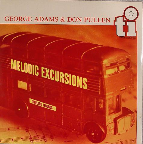 "George Adams & Don Pullen Vinyl 12"""