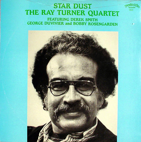 The Ray Turner Quartet Vinyl 12""