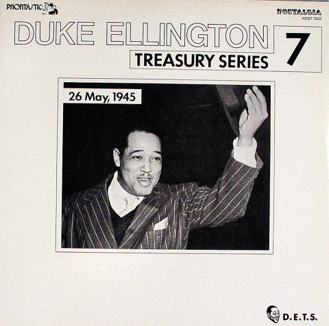 Duke Ellington Vinyl 12""