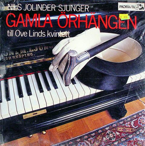 """Gamla Orhangen Vinyl 12"""""""