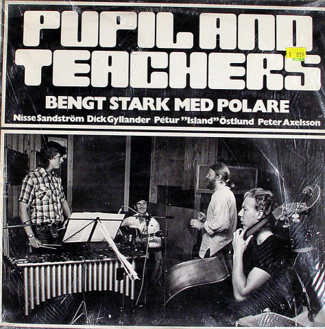 "Bengt Stark Med Polare Vinyl 12"""