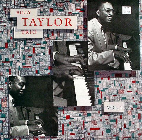"""Billy Taylor Trio Vinyl 12"""""""