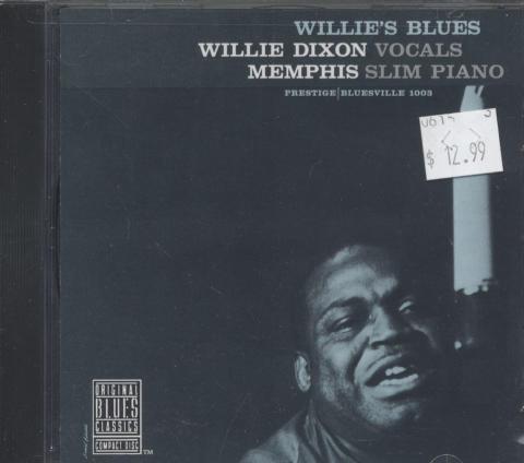 Willie Dixon CD