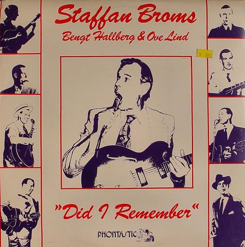 "Staffan Broms Vinyl 12"""