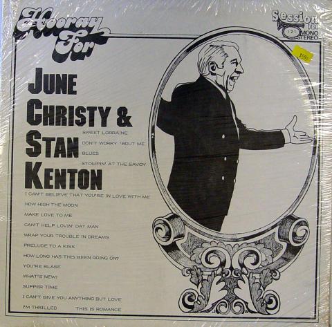 """June Christy Vinyl 12"""""""