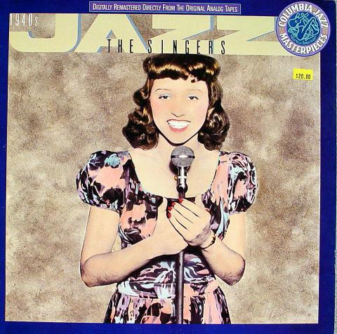 """1940's Jazz The Singers Vinyl 12"""""""
