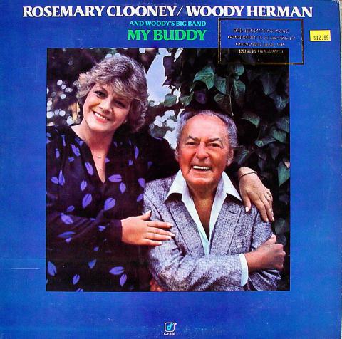 """Rosemary Clooney Vinyl 12"""""""