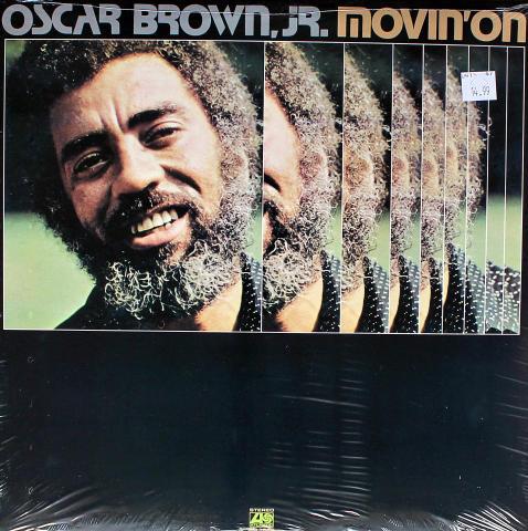 "Oscar Brown, Jr. Vinyl 12"""