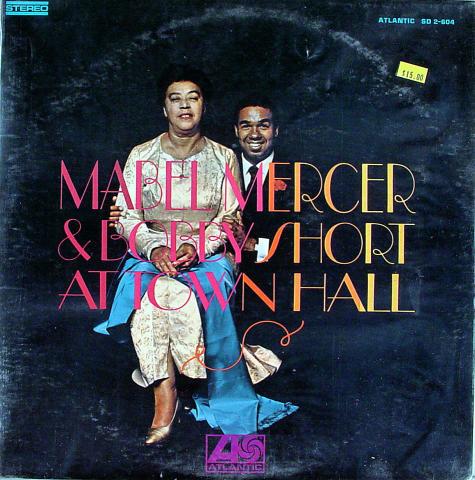 """Mabel Mercer Vinyl 12"""""""