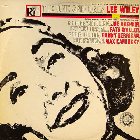 Lee Wiley Vinyl 12""