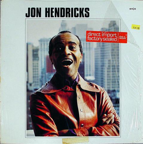 """Jon Hendricks Vinyl 12"""""""