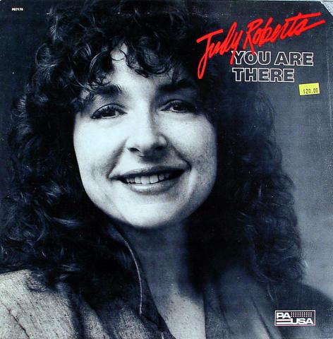 "Judy Roberts Vinyl 12"""