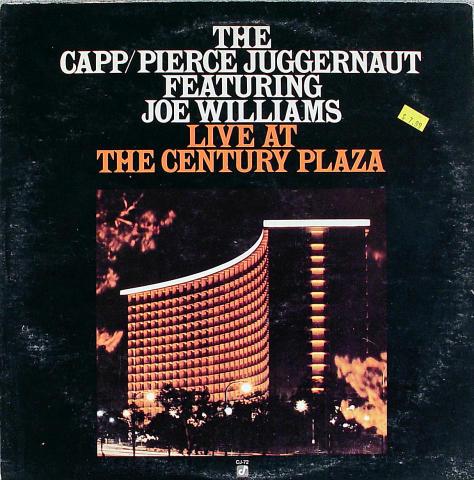 """Capp/Pierce Juggernaut Vinyl 12"""""""