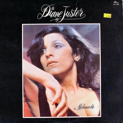 "Diane Juster Vinyl 12"""