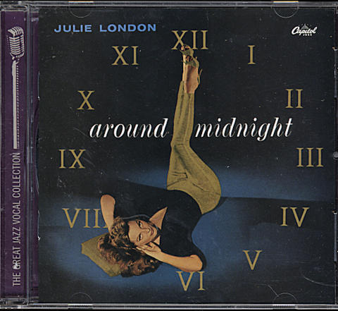 Julie London CD