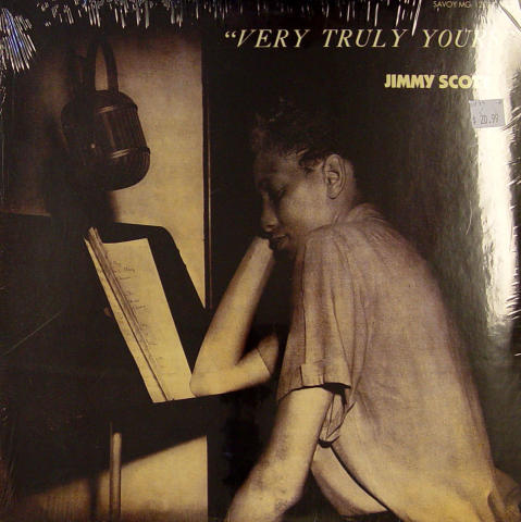 "Jimmy Scott Vinyl 12"""