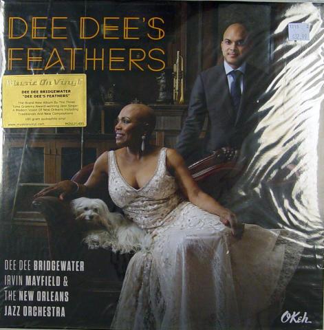 """Dee Dee Bridgewater Vinyl 12"""""""