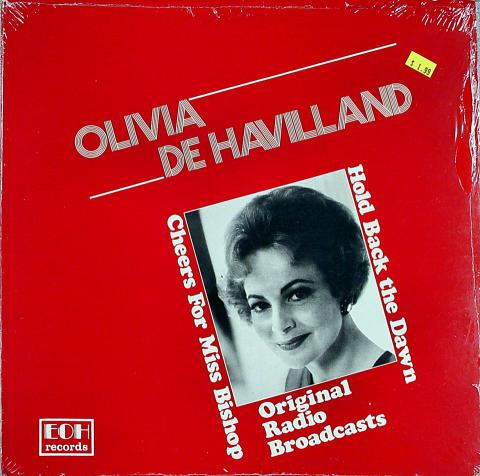 """Olivia De Havilland Vinyl 12"""""""