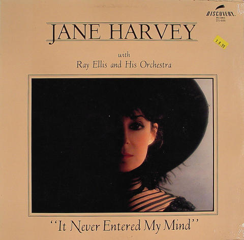 "Jane Harvey Vinyl 12"""