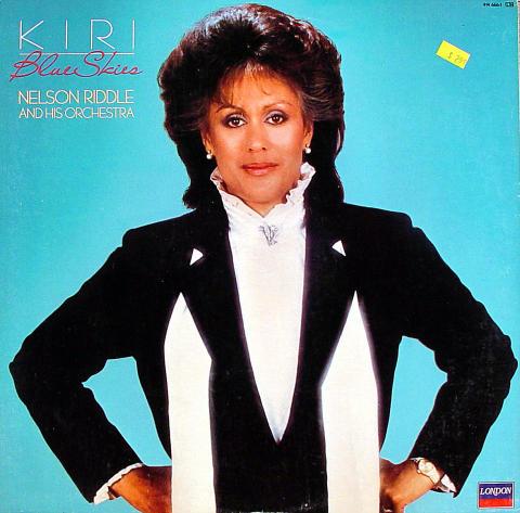 """Kiri Te Kanawa Vinyl 12"""""""