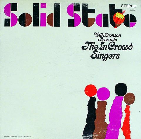 """InCrowd Singers Vinyl 12"""""""