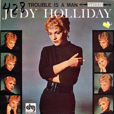 "Judy Holliday Vinyl 12"""